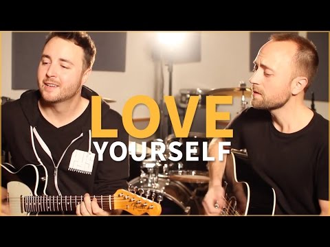 Justin Bieber - Love Yourself (Official acoustic music video by Jake Coco & M. The Heir Apparent)