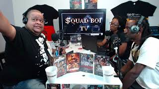 Dj Miami Street Pharmacy Live interview on Squadboi TV.