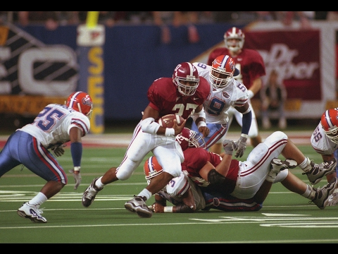 Classical Tailback #44 - Shaun Alexander Alabama Highlights