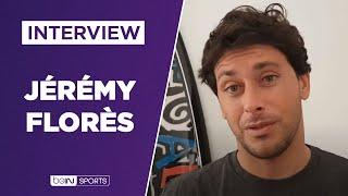 """VIDEO: Interview décalée - Jérémy Florès : """"J'ai toujours voulu être champion de surf"""""""
