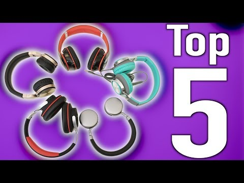 Top 5 Headphones Under $50 (June 2017)
