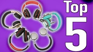 Video Top 5 Headphones Under $50 (June 2017) download MP3, 3GP, MP4, WEBM, AVI, FLV Mei 2018
