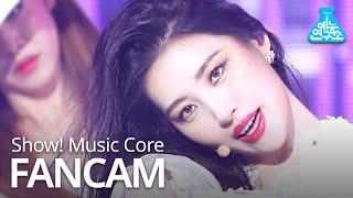 [예능연구소] 선미 직캠 '보라빛 밤(pporappippam)' (Vertical ver.) (SUNMI FanCam) @Show!MusicCore 200711