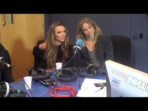 Girls Aloud : Interview (Magic Breakfast 2012)