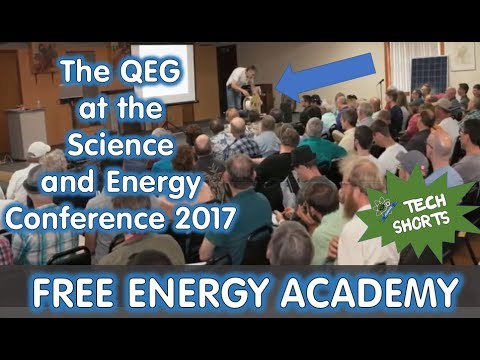 The Energy Science and Technology Conference  2017 a Personal Account From the QEG Family