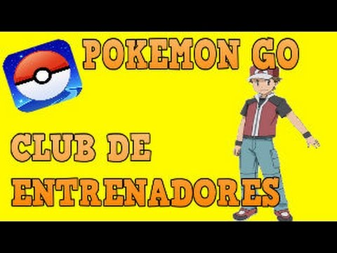 COMO SER PARTE DEL CLUB DE ENTRENADORES POKEMON EN POKEMON GO¡¡¡ BY Mundo Loquendo