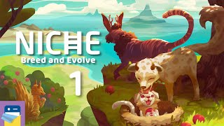 Niche - Breed and Evolve: iOS/Android Gameplay Walkthrough Part 1 (by Stray Fawn Studio)