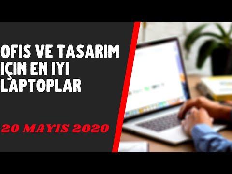 Ofis ve Tasarım İçin En İyi 5 Laptop - 20 Mayıs 2020