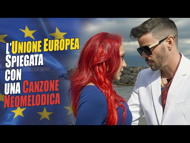 Lorenzo Baglioni - UE! (Official Music Video con Himorta - w/Lyrics)