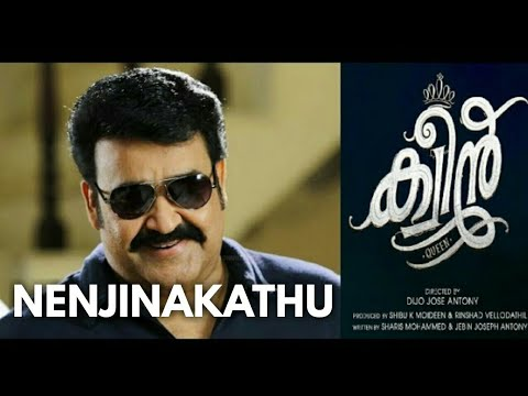 Nenjinakathu lalettan   Full version   Queen Malayalam movie song