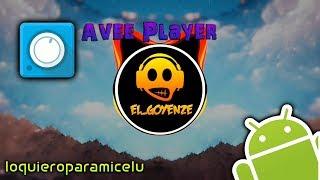 Cómo Poner Imagen Gif En Avee Music Player - Sin Croma Key