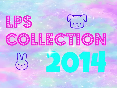 Littlest Pet Shop Collection 2014