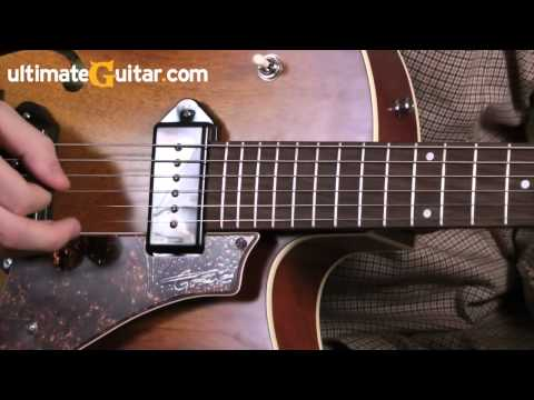 Ultimate-Guitar Gear Review, Godin 5th Avenue CW Kingpin II Archtop