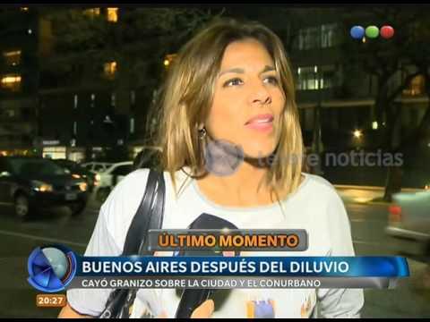 Buenos Aires después de la tormenta - Telefe Noticias