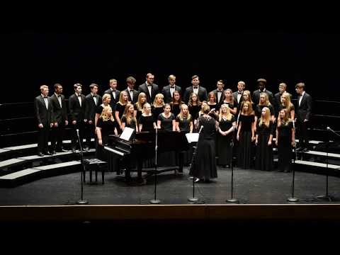 SHS Vocal Jazz and Men's A Capella - Superstition by Stevie Wonder 5/2018
