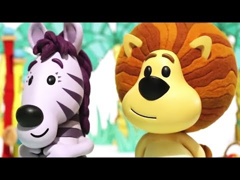 Raa Raa The Noisy Lion | 1 HOUR COMPILATION | English Full Episodes | Cartoon For Kids