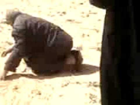Landmines in eastern Libya