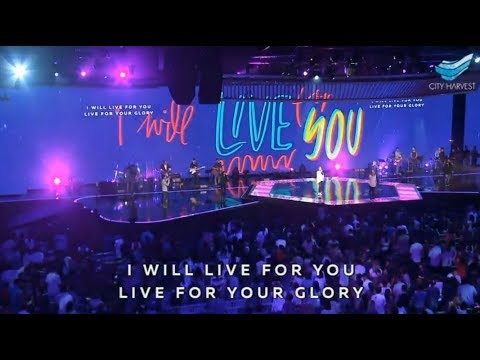 Live For Your Glory (CityWorship) // Alison Yap @CHC