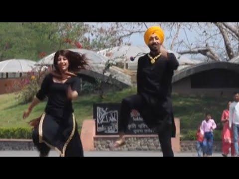 Yaar Bolda || Dhol Mix || Gitaz Bindarkhiya || Bhangra With Thecurvigrl || First Love Bhangra (2019)