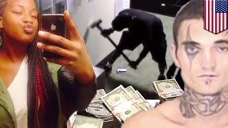 World's dumbest criminals compilation (Part 2): 15 more of the best robbery fails - TomoNews