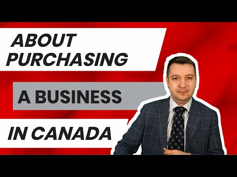 Business Purchase In Canada For Immigration: Useful Resources