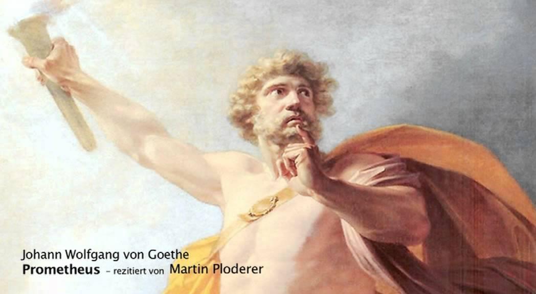 Resultado de imagen para Prometheus de Goethe