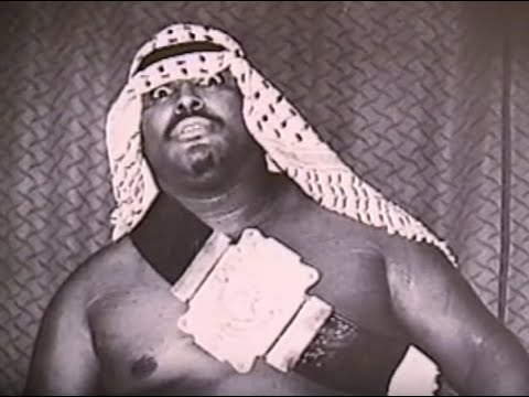Icons of Wrestling  - Abdullah the Butcher