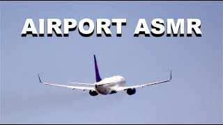 Plane Spotting and Talking about Planes  - Relaxing ASMR