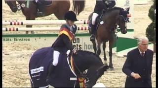 Magic Cornflakes v. Mirakulix - Nibelungenheld, Bundeschampionat Warendorf 2013 - Böckmann Pferde