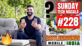 # 228 Sunday Tech Masala - Battlegrounds Mobile India Lite, Apple M2 Chip, Vlogs ... # BoloGuruji🔥🔥🔥