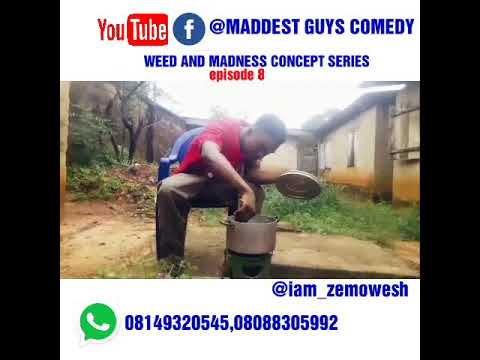 Download Maddest guys comedy (weed and madness concept series episode 8)