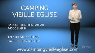 CAMPING VIEILLE EGLISE  : Loisirs, tourisme LUGRIN 74