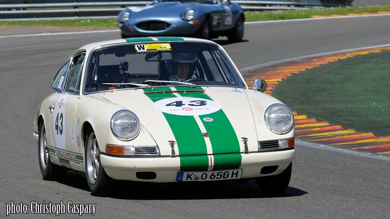 Sixties Endurance In Spa Francorchamps
