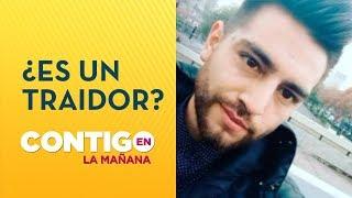Padre de Felipe Rojas dice sentirse traicionado por su hijo - Contigo en La Mañana