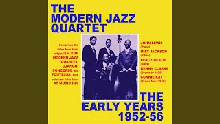 Provided to YouTube by Music Video Distributors Inc. Over The Rainbow · The Modern Jazz Quartet The Early Years 1952-56 ℗ ACROBAT Released on: ...