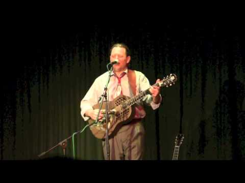 CATFISH KEITH - Roll You in My Arms - Wesley Centre - Maltby, Yorks., England - Nov 16, 2012 - HD