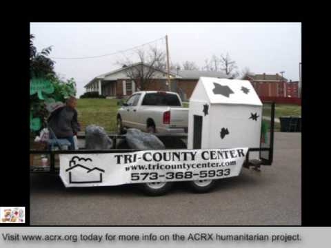 Tri County Center for Independent Living Receive Tribute & Discount Coupons by Charles Myrick of ACR