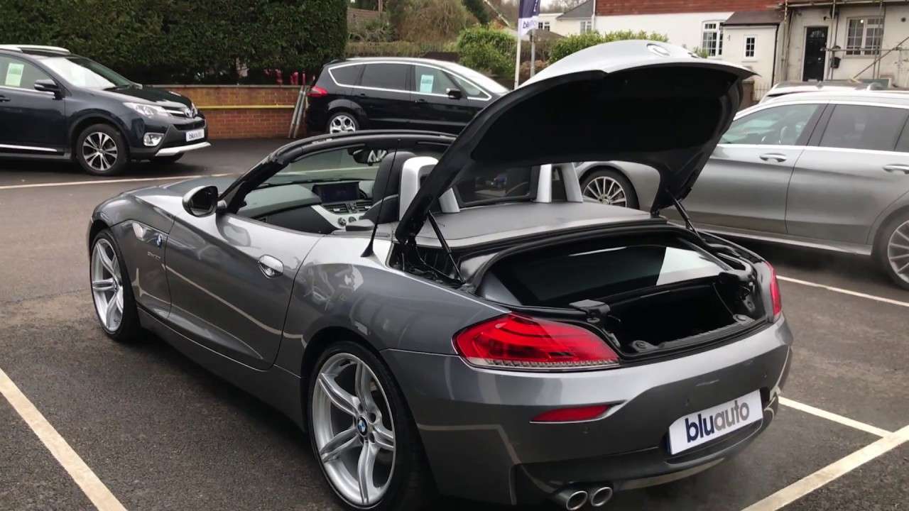 small resolution of bmw z4 3 0 sdrive 30i m sport roadster