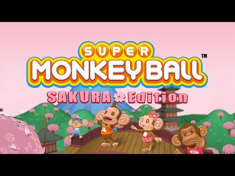 SEGA Forever - Super Monkey Ball: Sakura Edition