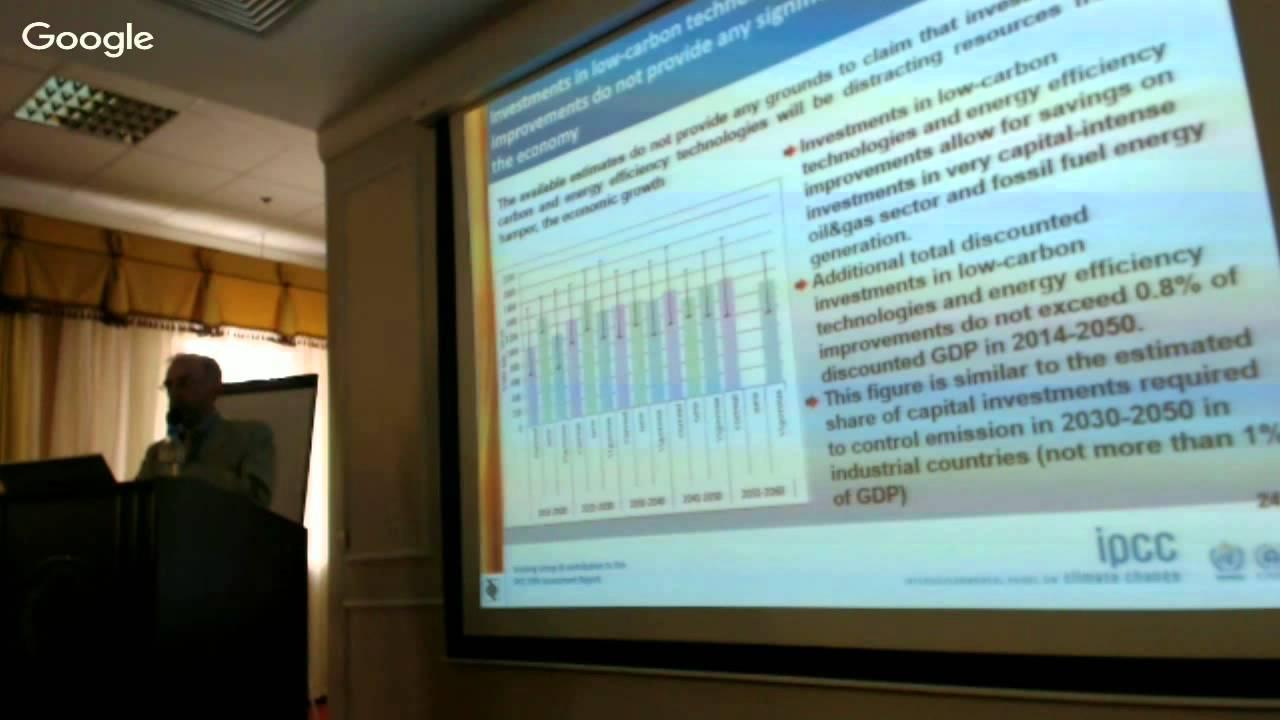 IPCC Fifth Assessment Report - YouTube cc2b5865f4