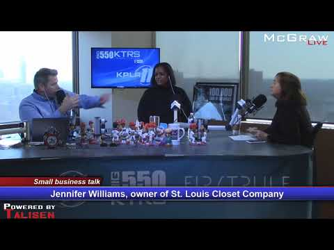 Small Business Talk: How St. Louis Closet Company Tips To Improve Your PR
