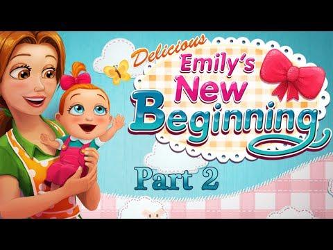 Delicious – Emily's New Beginning Walkthrough – Level 1.1 – 6.10