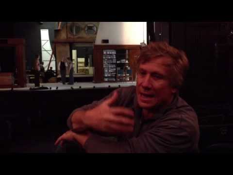 Peter Duncan talks about playing the title role in Charlie Peace