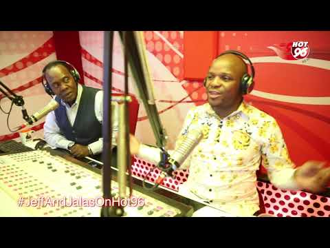 Jalango tells Jeff that he would've been the CEO Nairobi Business Community