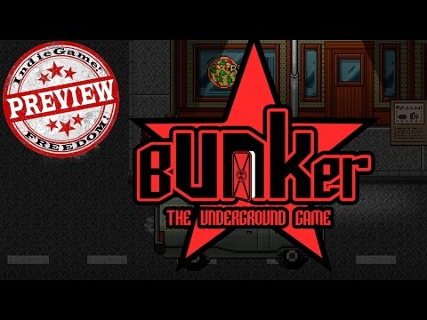 Bunker: The Underground Game - Preview (Nightly Studios) 2tainment