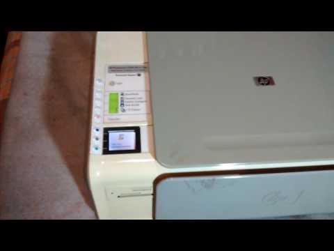 Impressora Multifuncional Hp Photosmart C4280 All In One (Perfeita) - Mercado Livre!