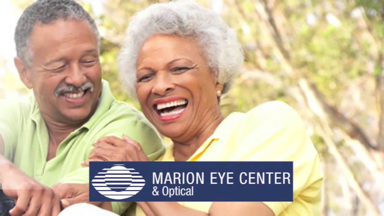 b0acd84901 Marion Eye Centers   Optical - YouTube