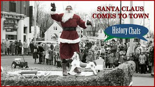 video thumbnail: History Chats: Santa Claus Comes to Town
