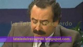Jorge Guinzburg entrevista a Raquel Mancini - 1989