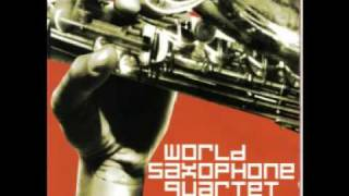 World Saxophone Quartet - Political Blues